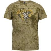 ZZ Top - Texas Trio Tie Dye T-Shirt