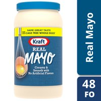 Kraft Real Mayo 48 fl oz Jar