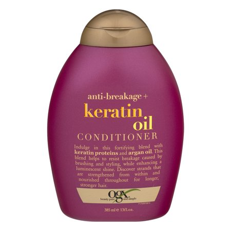 OGX Conditioner Anti-Breakage + Keratin Oil, 13.0 FL