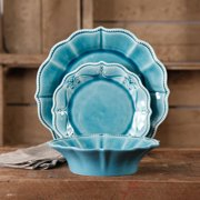 The Pioneer Woman Paige 12-Piece Dinnerware Set