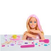 Barbie Color & Style Deluxe Styling Head - Blonde Hair