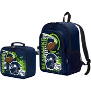 a91dff1ee The Northwest Company Seattle Seahawks Accelerator Backpack   Lunchbox - No  Size
