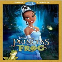 The Princess And The Frog (Blu-ray + Digital HD)