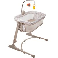 Arm's Reach Versatile Bassinet with Bedding