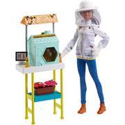 Barbie Beekeeper Playset with Barbie Doll & Beehive Toy