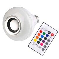 XTECH E27 Smart Light Bulb, 12W Color LED, 1-Pack