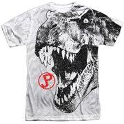 0967217c588b0 Men s T Rex Head Sublimation T-shirt White