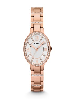 Fossil Women's Virginia Stainless Steel Watch (Style: ES3284)