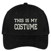 1ae8d40921b Trendy Apparel Shop This Is My Costume Embroidered Dad Hat Adjustable  Cotton Baseball Cap