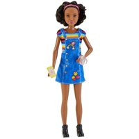 Barbie Skipper Babysitters Inc. Doll with Phone & Baby Bottle