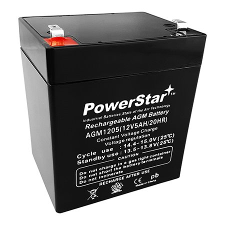 3 Year Warranty Battery for Chamberlain 41A6357-1 Garage Door Opener