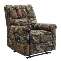 Mossy Oak Break-Up Country Kick-Out Recliner
