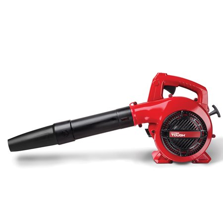Hyper Tough 180 MPH/ 400 CFM 2-Cycle 25cc Gas (Best Leaf Blower Vacuum Mulcher)
