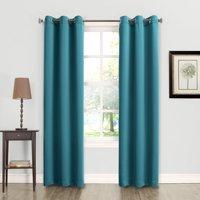 No. 918 Energy 2-Pack Room Darkening Grommet Curtain Panel Pair