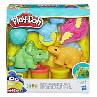 Play-Doh Dino Tools Set with 3 Cans of Dough