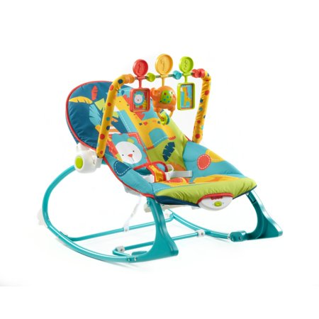 Infant Newborn Rocking Chair - Fisher-Price Infant-to-Toddler Rocker - Circus Celebration