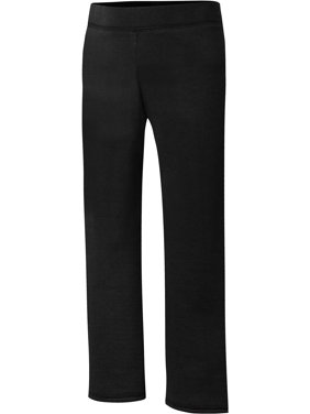 Girls' Open Leg Fleece Sweatpant