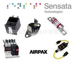 Sensata / AIRPAX, 229-3-1-66-8-7-35, Circuit Breaker Magnetic 3Pole 35A 480VAC