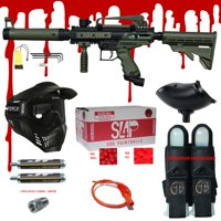 Tippmann Cronus .68 CAL Paintball Gun Kit - Ready Play Blood Package