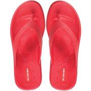 c7f7940988f700 Okabashi Dove Maui Thong Flip Flop Sandals (M L)