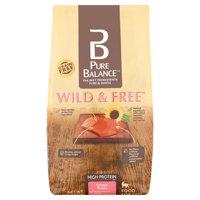 Pure Balance Grain-Free Wild & Free Salmon Recipe Dry Cat Food, 3 lb