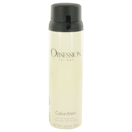 Calvin Klein Beauty OBSESSION Body Spray for Men 5.4 oz