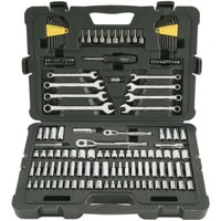 STANLEY STMT71653 145-Piece Mechanics Tool Set, Chrome