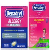 Adult + Children's Allergy Relief