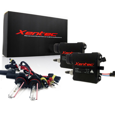 Xentec 5000K Xenon HID Kit for Honda Accord 1990-2007, 2008-2012 Sedan Low Beam Headlight 9006 Super Slim Digital HID Conversion Lights