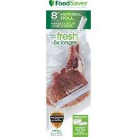 """FoodSaver 8"""" x 20' Vacuum Seal Roll"""