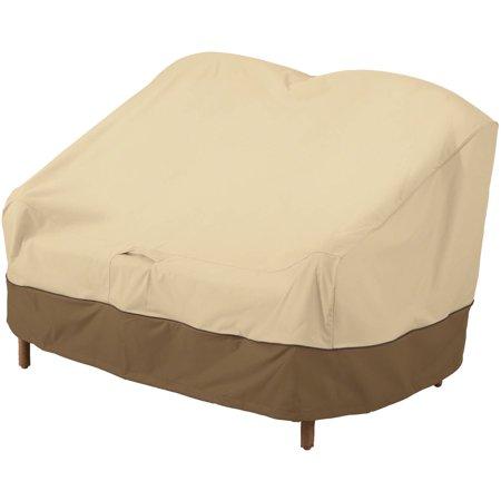 Classic Accessories Veranda Patio Adirondack Chair Furniture Storage Cover