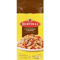 Bertolli Frozen Skillet Meals for Two Italian Sausage & Rigatoni, 24 Oz