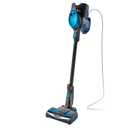 Shark Rocket Ultra-Light Corded Stick Vacuum, Blue, HV300 (Vacuum Cleaning Systems)