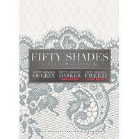 Fifty Shades: 3-Movie Collection (DVD)