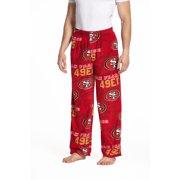 26fffee0f0d NFL San Francisco 49ers Primetime Men's AOP Fleece Pant
