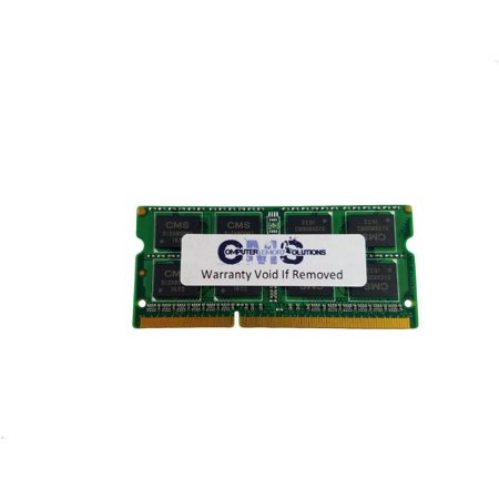 8Gb (1X8Gb) Ram Memory Sodimm Compatible Lenovo Essential G585 Notebook Series Ddr3 By CMS (A14) ()