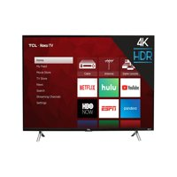 "Refurbished TCL 43"" 4K (2160P) HDR Roku Smart LED TV (43S405)"