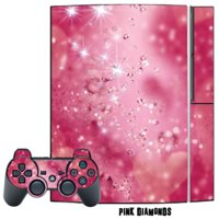MightySkins Skin For Sony PS3 Playstation 3, 3   Protective, Durable, and Unique Vinyl Decal wrap cover Easy To Apply, Remove, Change Styles Made in the USA