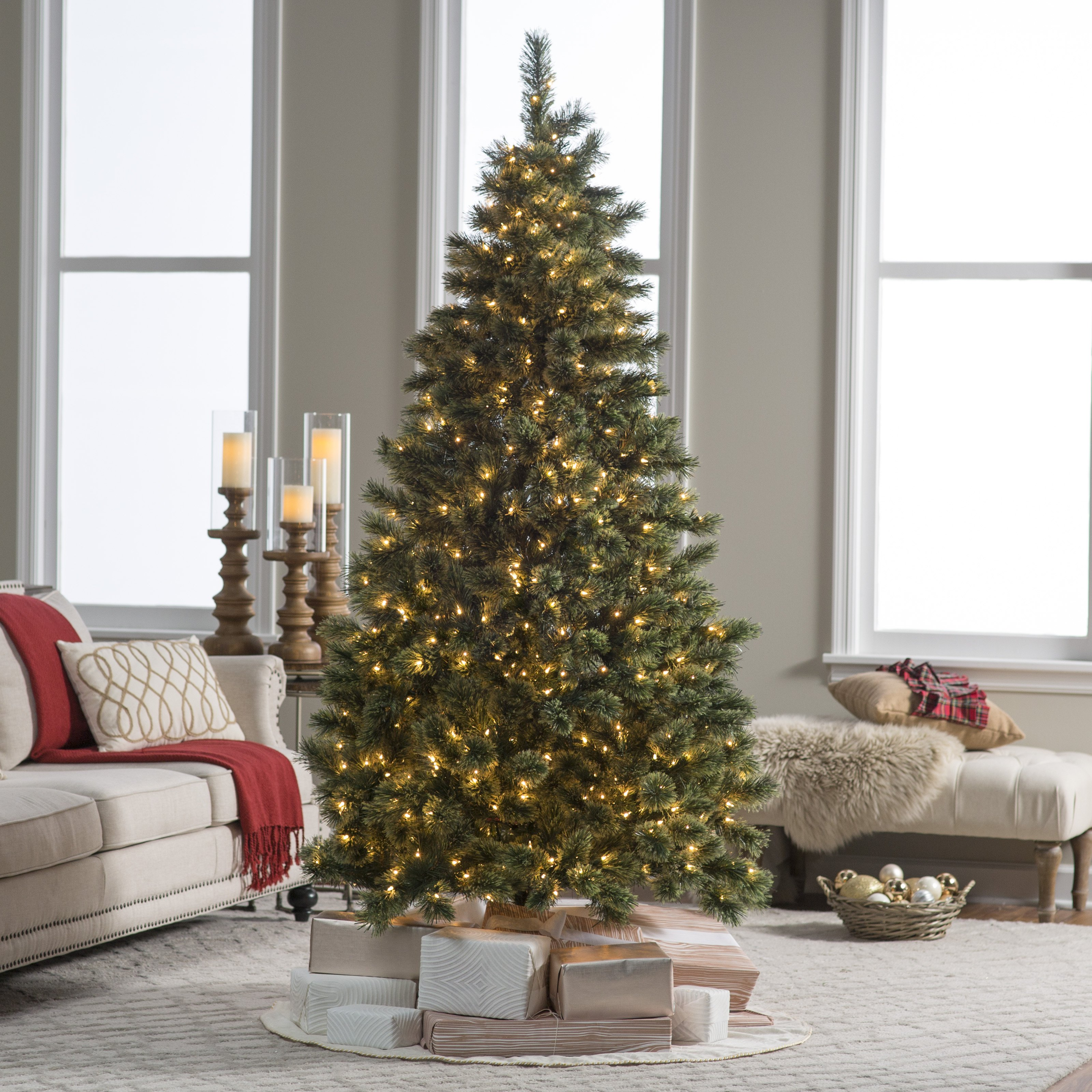 christmas trees artificial - HD 3200×3200