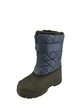The Doll Maker Quilted Snow Boot-FBA1641710D-10