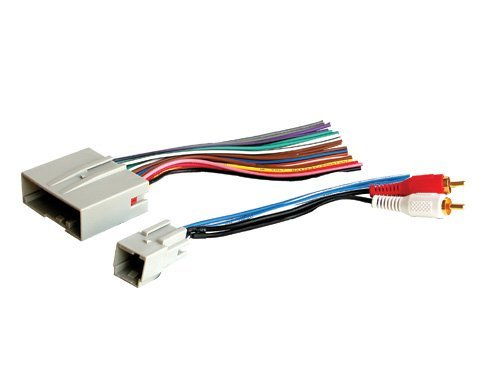 ford stereo wiring harness Subwoofer Wiring stereo wire harness ford fusion 06 07 08 09 2006 2007 2008 2009 (car radio