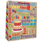 Jumbo Birthday Gift Bag
