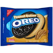 (2 Pack) Oreo Cookies, Peanut Butter Crème, 15.25 Oz