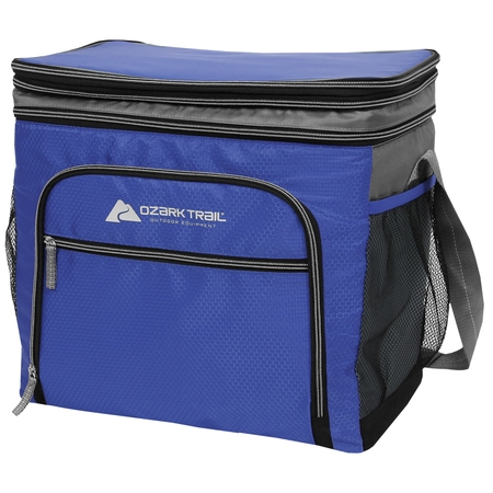 Nylon Cooler Bag (Ozark Trail 24-Can Cooler with Removable)