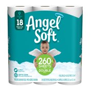 Angel Soft Toilet Paper, 9 Double Rolls