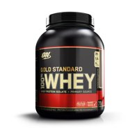 Optimum Nutrition Gold Standard 100% Whey Protein Powder, Extreme Milk Chocolate, 24g Protein, 5 Lb