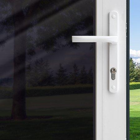 Gila® Glare Control Smoke Static Cling Window Film 3ft x 6.5ft (36in x 78in)