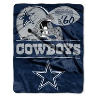 "Cowboys ""Conference"" - Silk Touch Throw Blanket, 55"" x 70"""