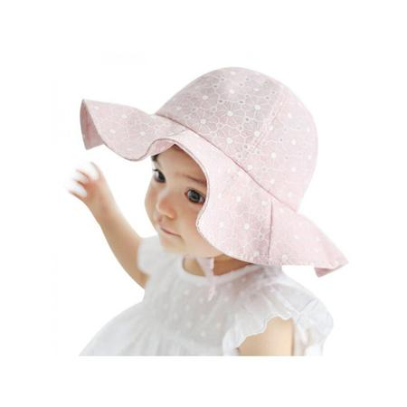 Candy Pink Sun Hat - OUMY Baby Girl Sun Hat Outdoor Protected Cap 1-4Y