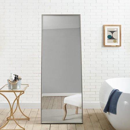 Naomi Home Modern Mirror-Color:Silver,Size:66